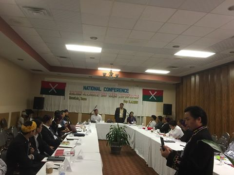 2nd National Conference of the Kachin Alliance